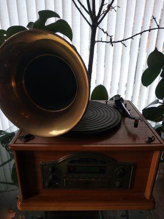 Gramola Radio Cd.