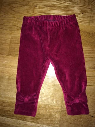 Pantalon CHARANGA talla 3-6 Meses Bebe niña