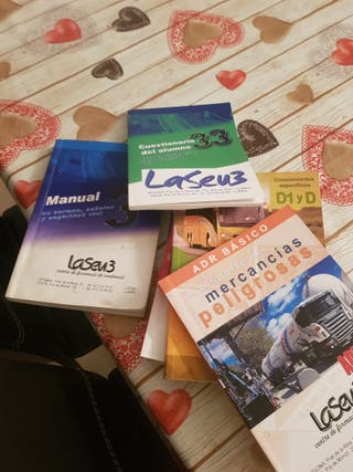 libros autoescuela
