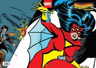 Marvel limited edition. Spider-Woman. Spiderwoman.