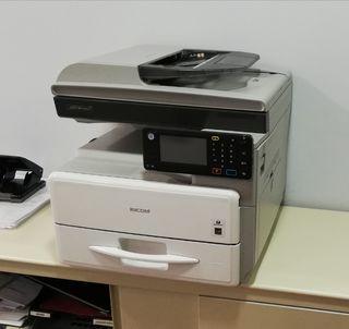 fotocopiadora profesional multifuncional