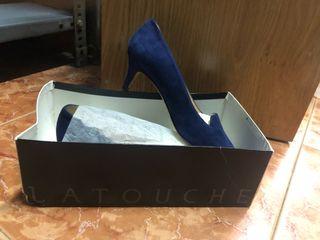 Zapatos Latouche azul marino