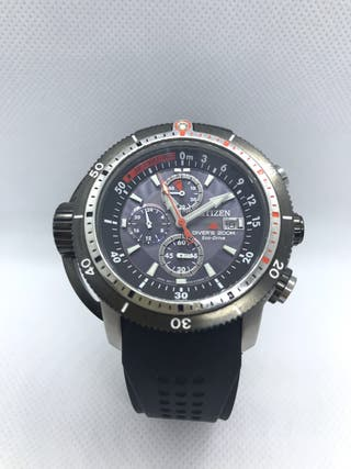 Citizen Promaster eco-drive bj2128-05E