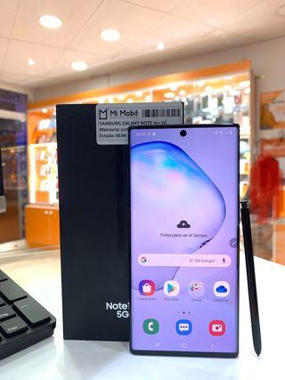 SAMSUNG NOTE 10 PLUS 512GB 5G - SEMI NUEVO