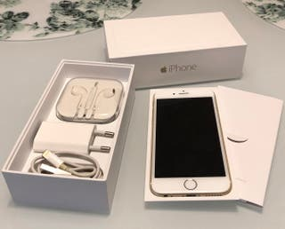 iPhone 6 64Gb Dorado Gold Libre