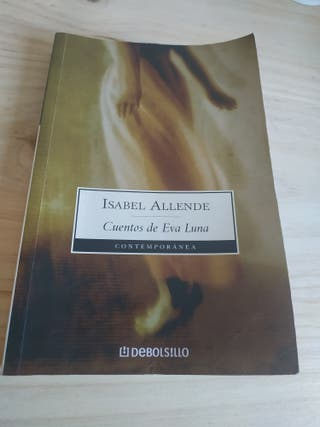 Libro cuentos de Eva Luna de Isabel Allende.