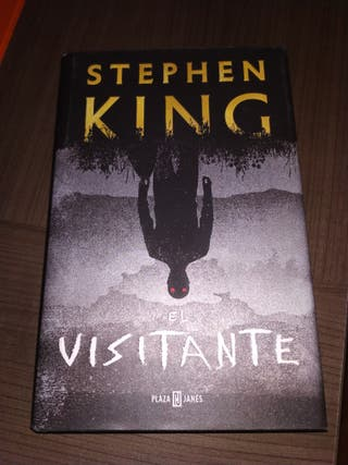 """""""El visitante"""" Stephen King"""