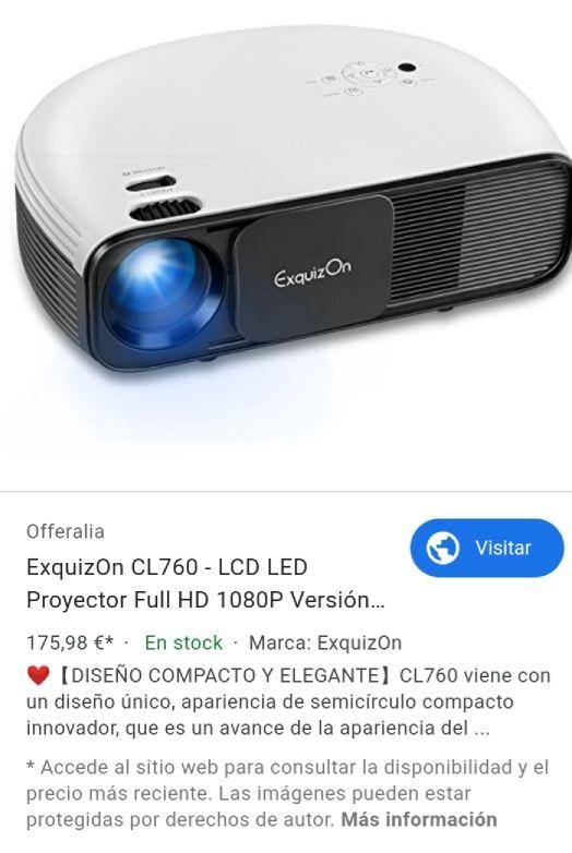 proyector 1080p