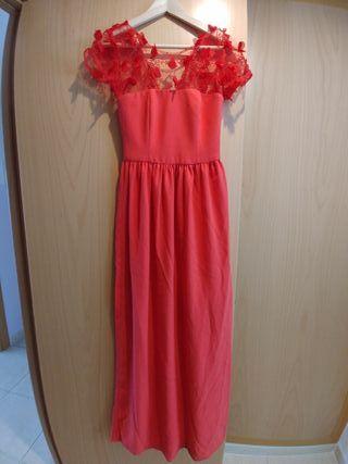 Vestido rojo ideal eventos