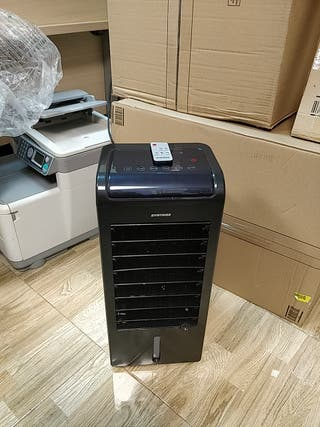 Climatizador con ionizador y función humidificador