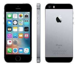 IPHONE SE 32 GB color Space Grey.