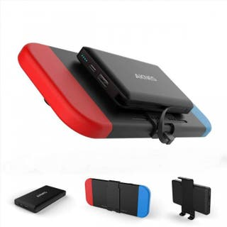 Cargador Portátil Power Bank para Switch Nintendo