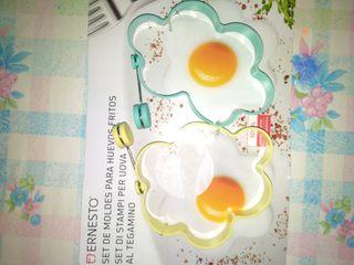 molde para huevos fritos creps tortilla 6x5