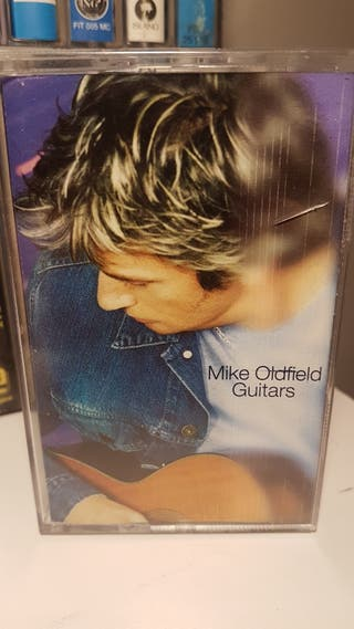 Mike Oldfield..Guitars..1999