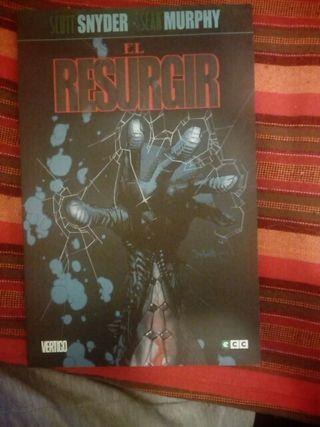 EL RESURGIR cómics, vertigo,