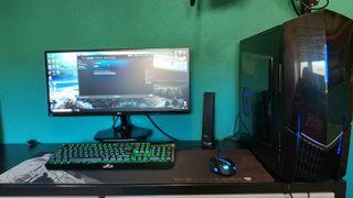 Torre PC - Gaming + Accesorios