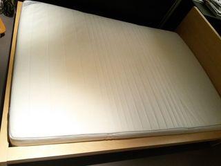 Colchón de espuma gama alta 160x200cm