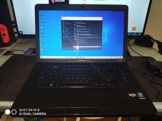 Portátil Compaq Presario CQ57