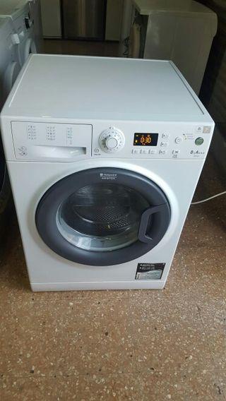 lavadora ariston 8kg A+++