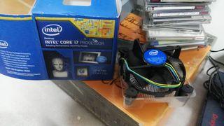 disipador + ventilador i7-4790 - lga1150 NUEVO