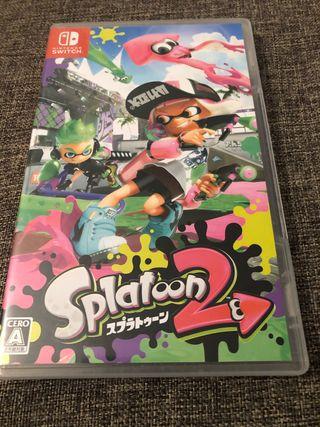 Splatoon 2 (importación) Nintendo Switch