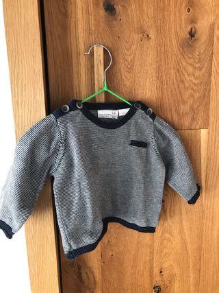 Jersey Zara Knitwear 3-6 meses. Casi nuevo.