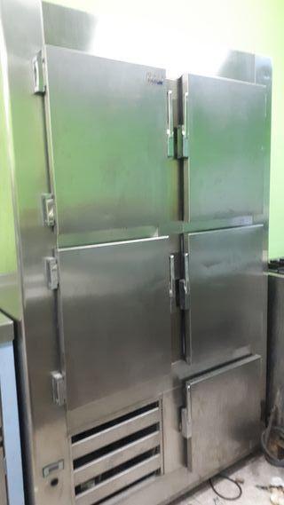 Nevera para hosteleria 5 puertas
