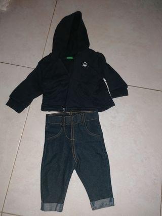 lote Conjunto ropa bebe 0-3 meses