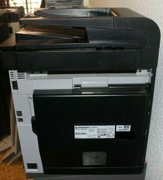 IMPRESORA HP LASERJET COLOR PRO MFP M476DN