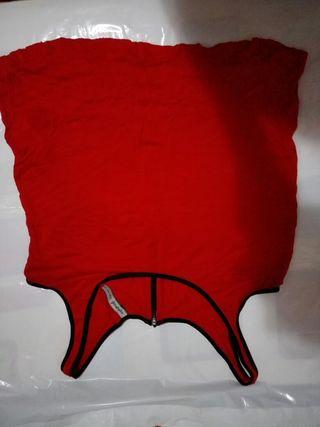 camiseta talla L Stradivarius tirantes mujer