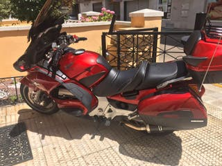 Honda Pan European ST1300 ABS