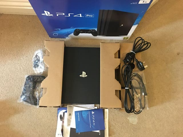 Sony Ps4 Pro brand new