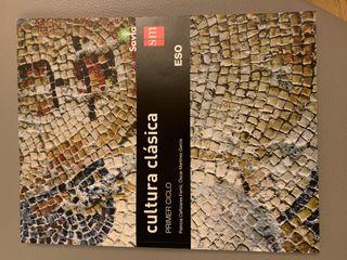 Libro cultura clásica ESO