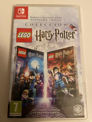 Lego Colección Harry Potter switch