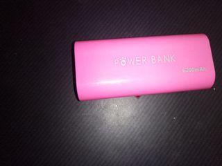 Bateria externa 6200 mAh