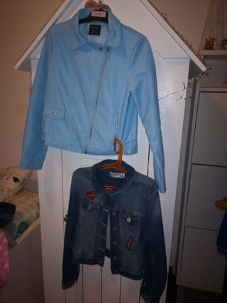 chaquetas niña entretiempo talla 9