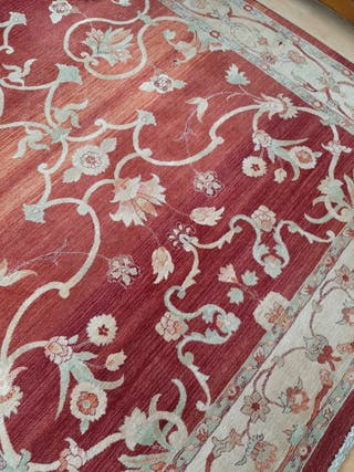alfombra lana crevillente 200x275 cm
