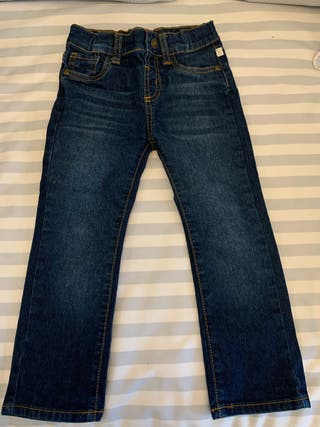 Pantalón vaquero talla 3 niño