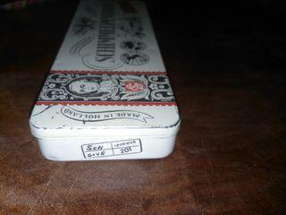 antigua caja de puros