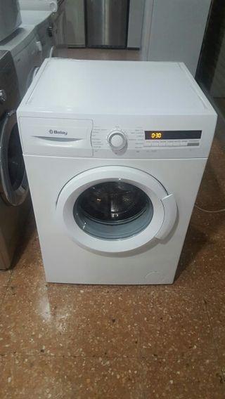 lavadora balay 6kg A+++