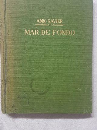 MAR DE FONDO , de ANDRO XAVIER