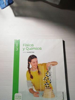 Libro Física y Química 3°ESO