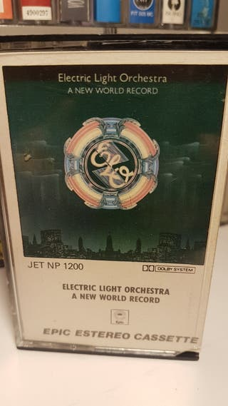 Electric Light Orchestra..A New World Record..1976
