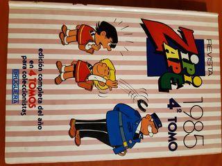 Comic Zipi y Zape 1985