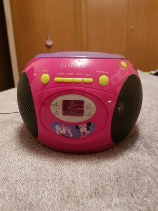 Radio CD minnie