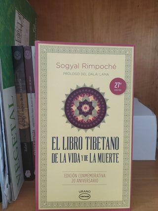 El libro Tibetano sobre la vida y la muerte.NUEVO