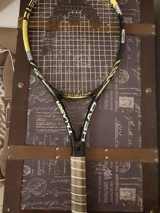 Raqueta de tennis/fronton