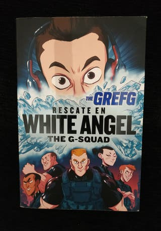 Libro White ángel