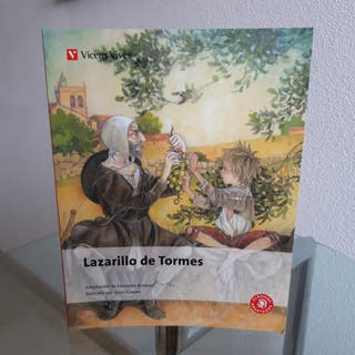 LAZARILLO DE TORMES, LIBRO