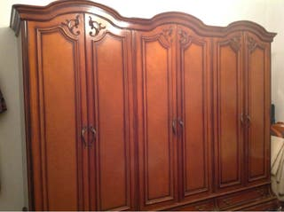 Dormitorio matrimonio , madera.